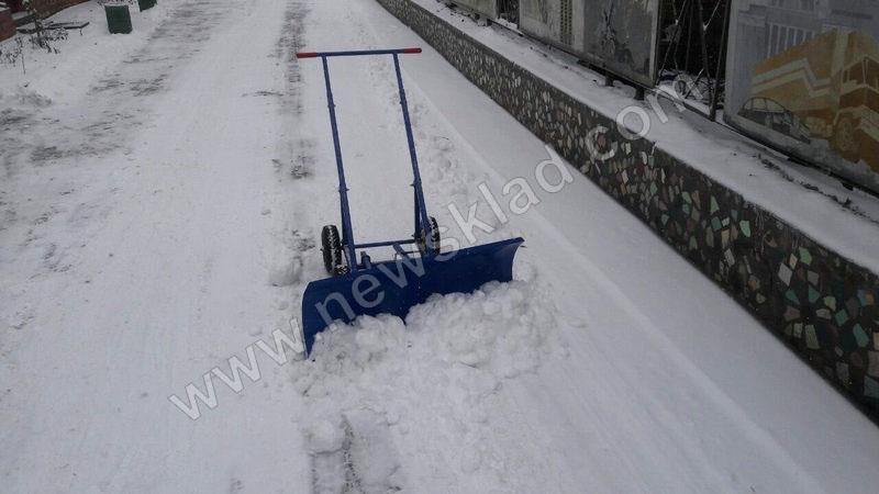 Бизнес по уборке снега снегоуборщиком
